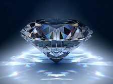 Бриллианты, которые выглядят больше, чем есть на самом деле