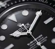 Что представляют собой профессиональные часы Rolex