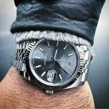 Наручные часы: символ высокого статуса