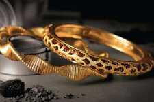 Браслет из золота незаменимый аксессуар