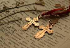 Нательный крест — оберег и символ