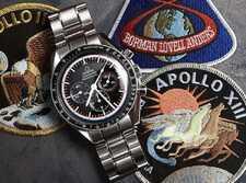Omega: как часы спасли жизнь в космосе