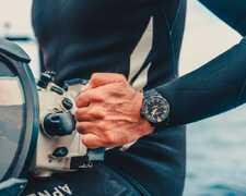 Часы, посвященные океану и сохранению акул, - аксессуар Ulysse Nardin Diver Lemon Shark
