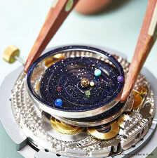 Самые красивые в мире часы