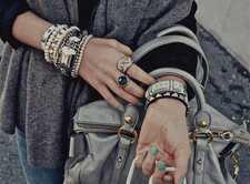 Модные браслеты 2018 года