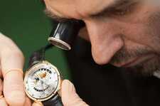 Профессия часовщик