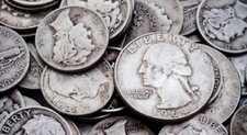 Способы чистки серебряных монет