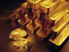 Мировые производители золота
