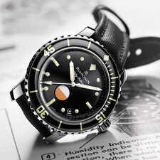 История часов Blancpain