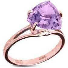Фиолетовое золото: как получают и где используют