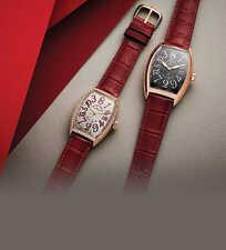 Елітні годинники Franck Muller - творіння видатного годинникаря