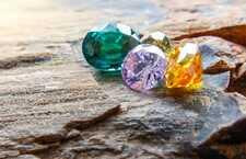 Оптические иллюзии драгоценных камней