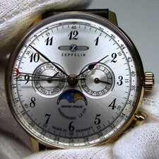 Описание марки часов Zeppelin