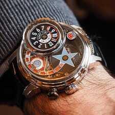 Історія годинників Harry Winston