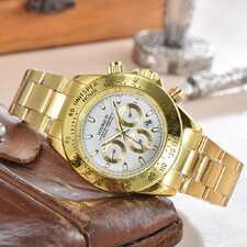 Правило выбора золотых часов. Полезная информация