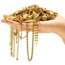 Особенности уход за золотыми изделиями
