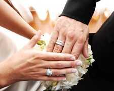 Крутящиеся обручальные кольца – особенности выбора