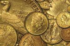 История золотых монет