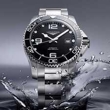 Брендові годинники марки Longines