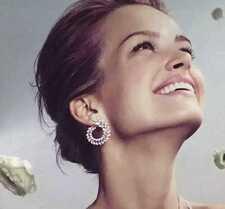 Серьги с бриллиантами: как выбрать идеальную пару