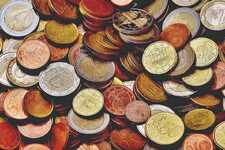 Наиболее крупные номиналы монет