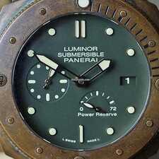 Panerai: мужские роскошные часы