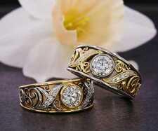 Обручальное кольцо: особое украшение