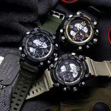 Противоударные наручные часы