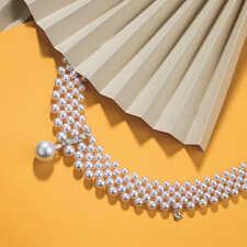 Уникальные украшения с жемчугом от Mikimoto