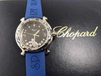 Часы Chopard Happy Sport Happy Fish