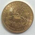 Монета 20 долларов 1904 года (США)