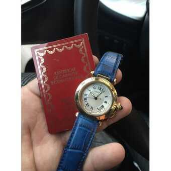 Годинник Cartier Pasha 38 mm automatico