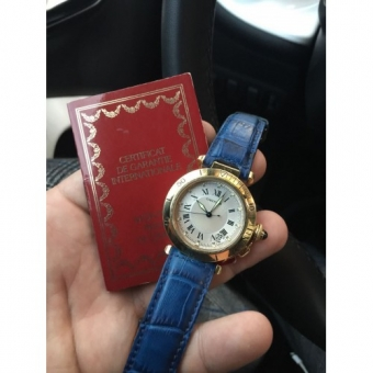 Годинник Cartier Pasha 38 mm automatico