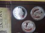 """Набор монет """"Динозавры"""""""