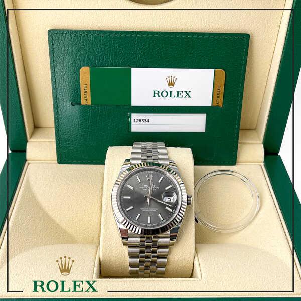 Часы Rolex Datejust (896)