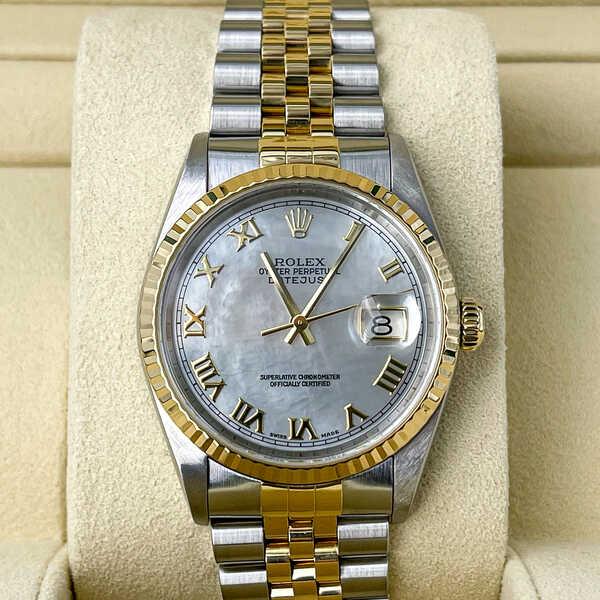 Часы Rolex Datejust 36 mm (903)