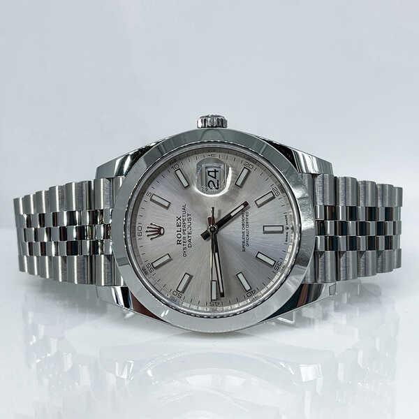 Часы Rolex Datejust Datejust 41mm Steel (921)