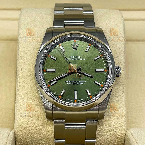 Часы Rolex Oyster Perpetual 34 mm (934)