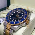 Часы Rolex Submariner Date 40mm Steel and Yellow Gold Ceramic (938)