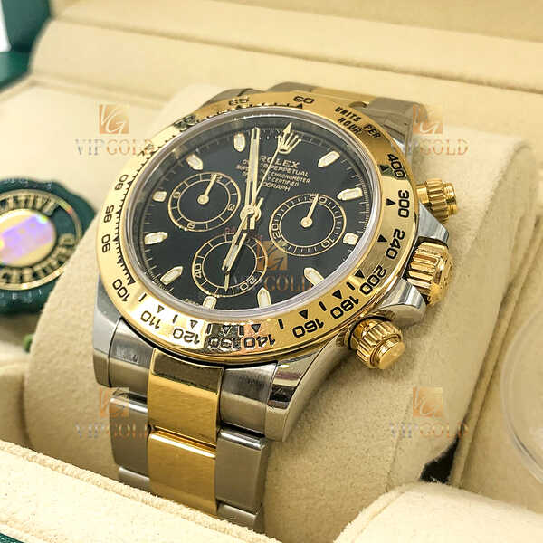 Часы Rolex Cosmograph Daytona 40mm Steel and Yellow Gold (937)