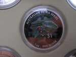 Набор монет Насекомые Австралии