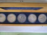 Монета Корабли, сделанные в Австралии