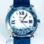 Часы Chopard Happy Sport Round 36mm 7 Diamonds (954)