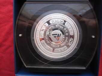 Монета Эволюция Алфавита