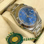 Часы Rolex Datejust II 41mm Steel and White Gold (959)