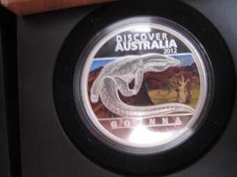 Набор монет Discovery