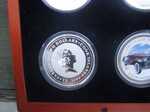 Набор монет Скоростные автомобили 30-х годов