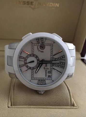 Часы Ulysse Nardin Executive Dual Time Lady