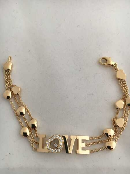 Браслет Chopard Love
