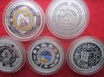 Набор монет Evolution